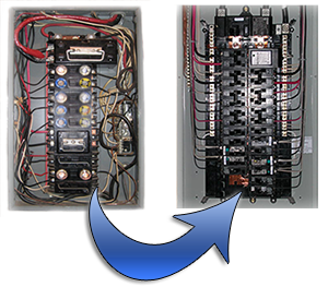 Electric Panel Upgrade Service in Glendale AZ