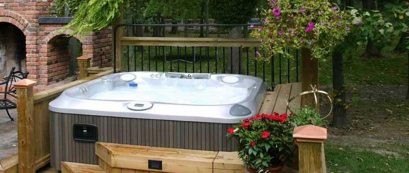 Glendale AZ Hot Tub Electrical Installation